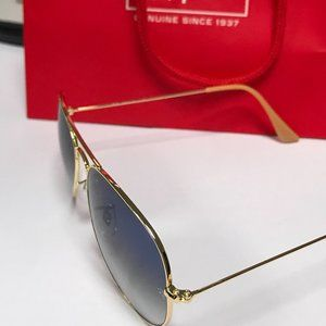 Ray-Ban Rb3025 Blue graydient 001/3f 58mm